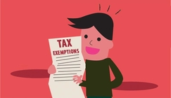 tax exept small intro