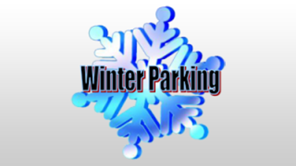 winter parking ban large